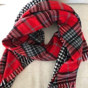 Express oversized scarf
